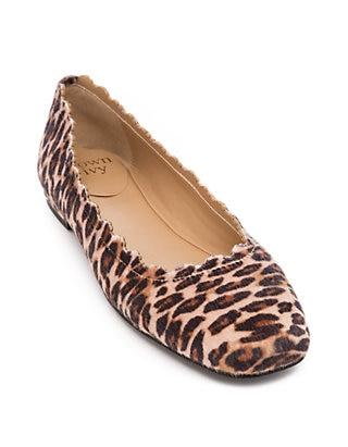 Crown & Ivy™ Venice Leopard Flats   be