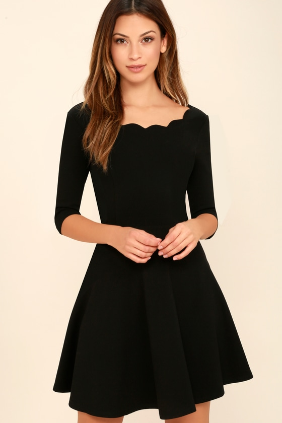 Black dresses – versatile and world famous – ChoosMeinSty