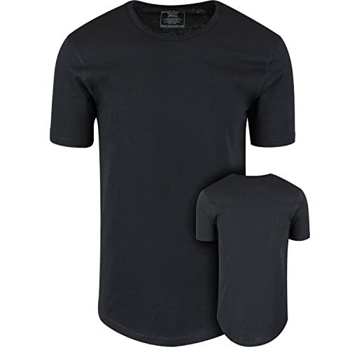 Long Tee Shirts: Amazon.c