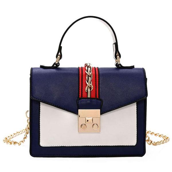 Luxury Handbags Women Bags Designer Women Fashion Hit Color Famous .