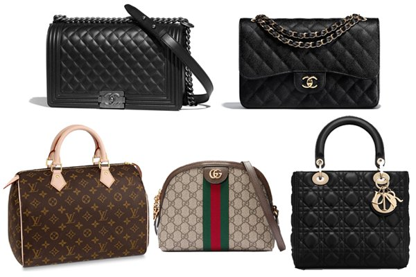 Price Comparison for Buying Luxury Bags in Europe to the US .