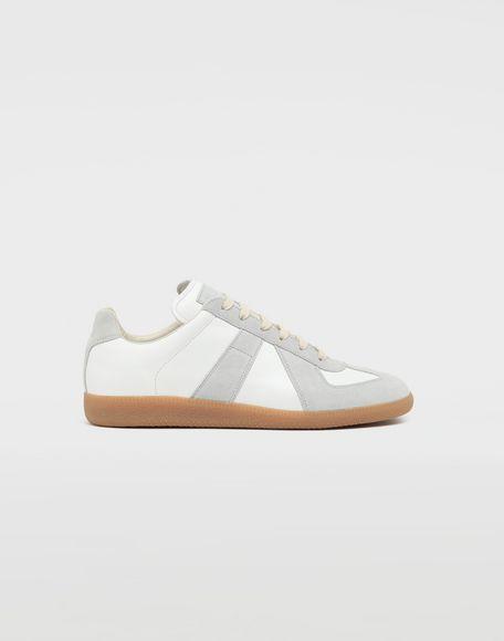 Maison Margiela Calfskin Replica Sneakers Men   Maison Margiela .
