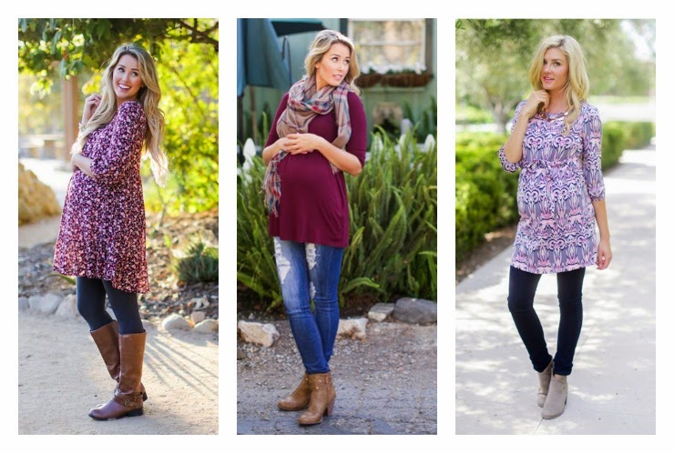 A Blonde Ambition: Buying Cute Maternity Clothes: {It Is Possibl
