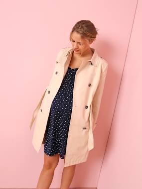 Maternity Jacket & Coat - White - vertbaud