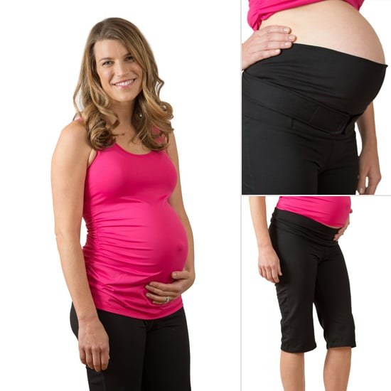 Maternity Workout Clothes From DLVR Maternity | POPSUGAR Fami