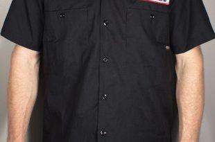 Dickies Mechanic Shirt Precision Turbo & Engi