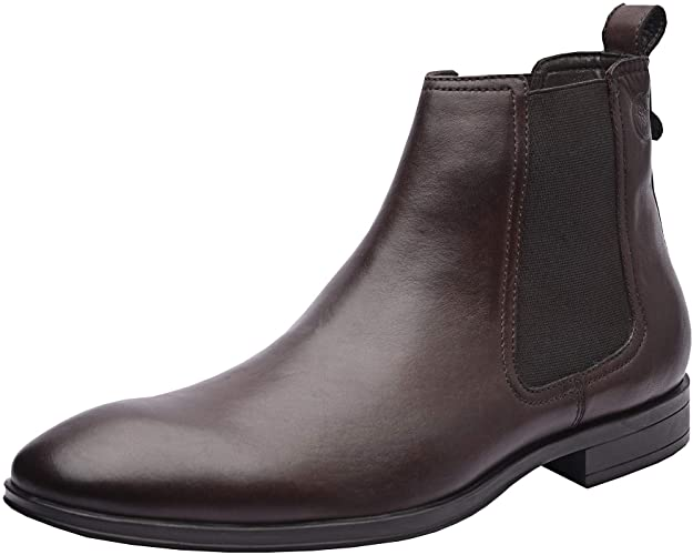 Amazon.com | Allonsi Charles Men's Boots, Chelsea Boots, Ankle .