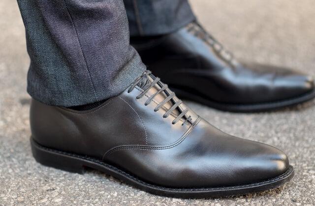 How Should Dress Shoes Fit? - Men's Clothing Fit Gui