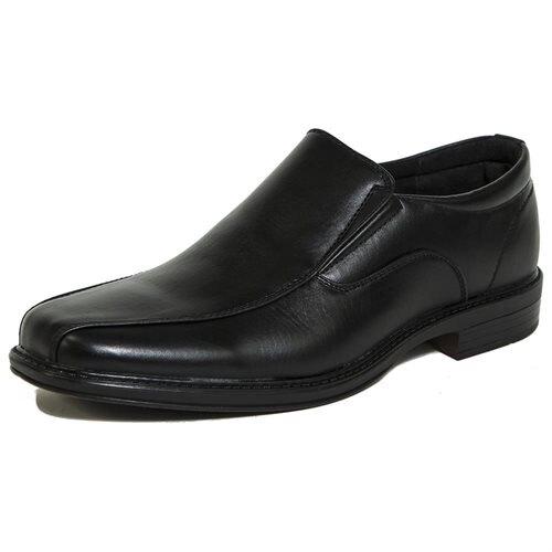 Artofdeals: Alpine Swiss Men's Dress Shoes Leather Lined Slip On .