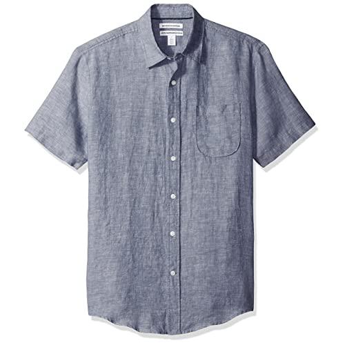 Men's Linen Shirts: Amazon.c