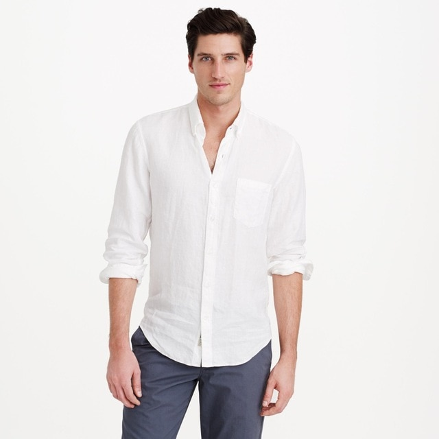Linen shirts for men – ChoosMeinSty