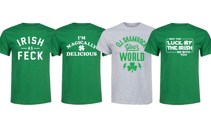 Men's St. Patrick's Day Tees   Groupon Goo
