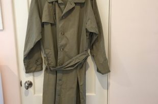 Banana Republic Jackets & Coats | Mens Trench Coat Khaki Size L .