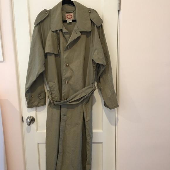 Mens Trench Coats