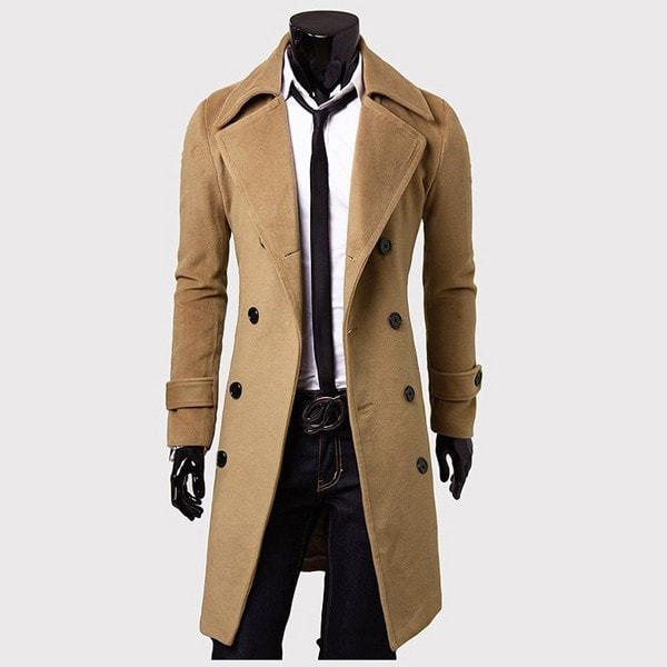 Men's Trench Coat – eDealReta