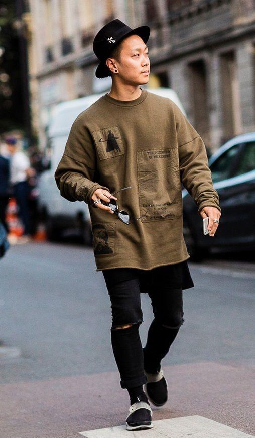 Mens Urban Clothing
