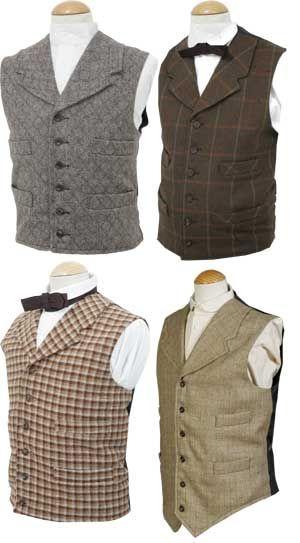 Victorian men's waistcoats (With images) | Norfolk jacket, Mens .