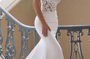 33 Mermaid Wedding Dresses For Wedding Party   Wedding dresses .