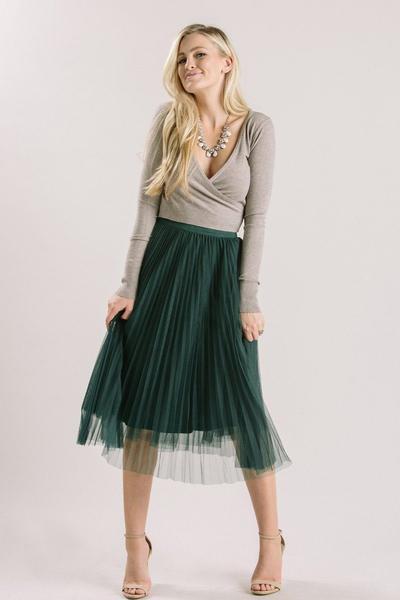 Tulle Skirts, Ballerina Skirts – Morning Lavend