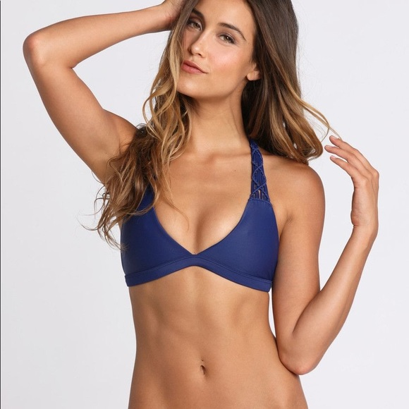 Mikoh Swim   Top Wear Macram Bikini Size Medium   Poshma