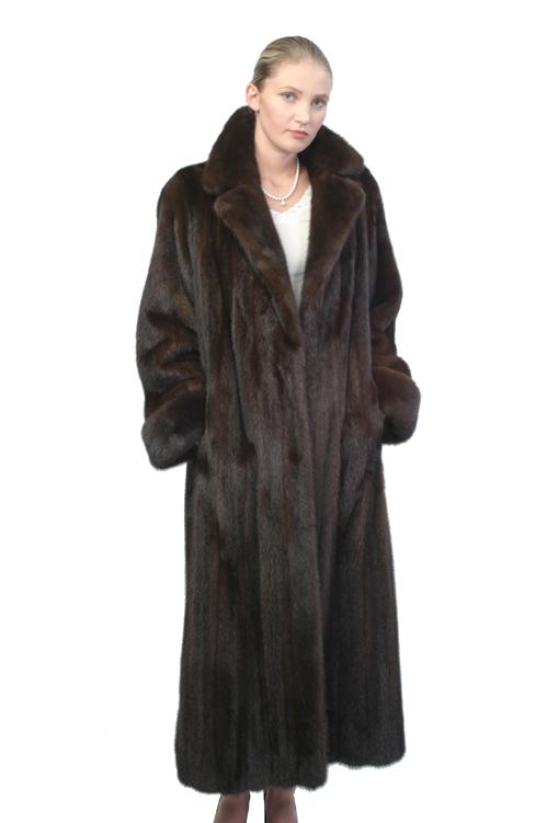 Classic Mink Coat | Madison Avenue Mall Fu