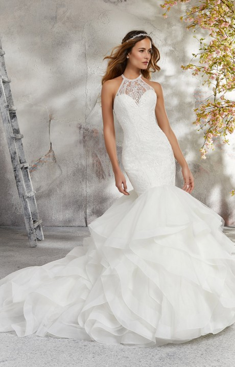 Morilee Bridal 5687 Wedding Dress - Part of the Blu collecti