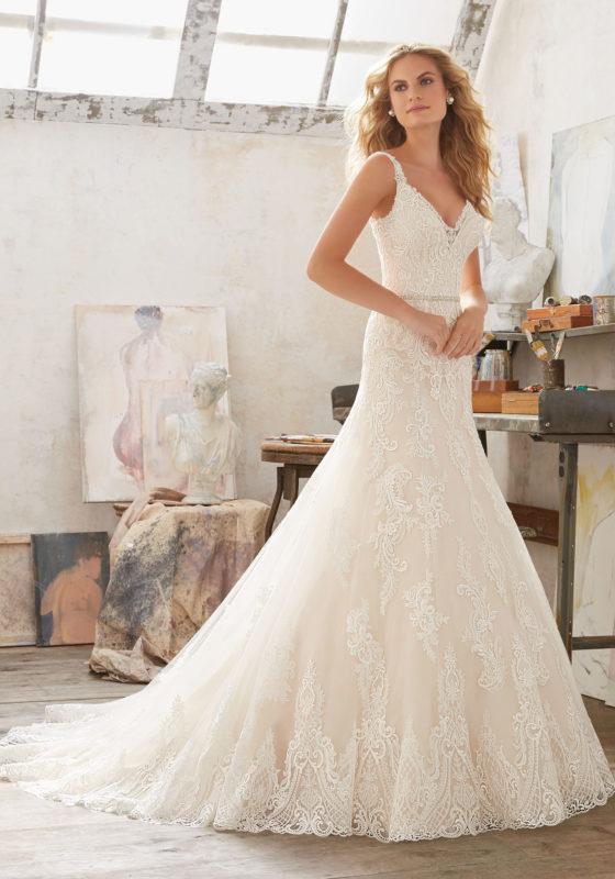 Mariana Wedding Dress - Morilee