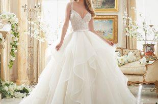 Luxury Wedding Dresses by Madeline Gardner | Moril