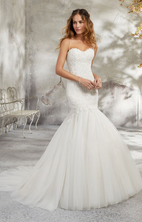Morilee Bridal 5682 Wedding Dress - Part of the Blu collecti