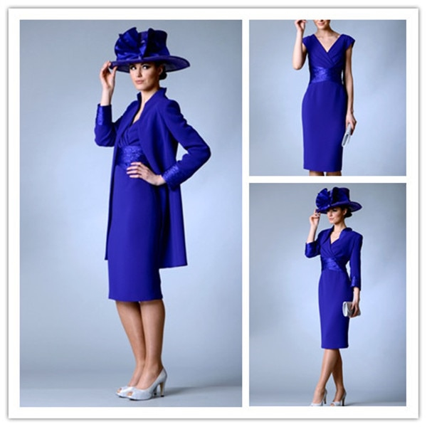 Cobalt Blue Mother of the Bride Dresses – Fashion dress