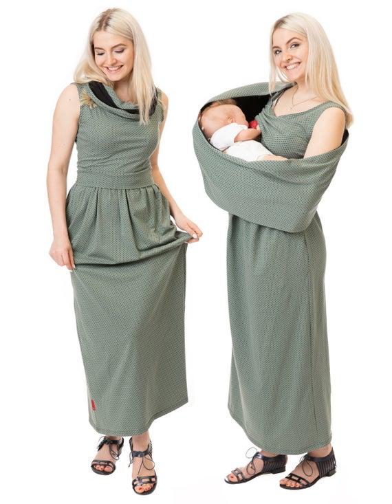 GoFuture® Maternity dress Nursing dress Breastfeeding dress | Et