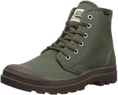 Amazon.com: Palladium Pampa Hi Orginale Ankle Boot: Palladium: Sho