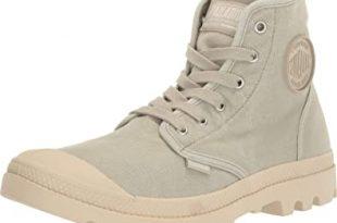 Amazon.com: Palladium Boots Men's Pampa Hi Originale Canvas Boots .