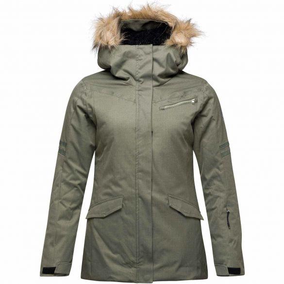 ROSSIGNOL W PARKA JACKET Ski jackets CLOTHING APPAREL 2018/20