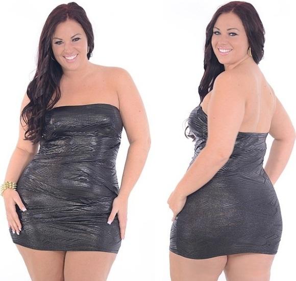 Plus Size Nightclub Dresses, Choose Your style   www.PlusSizely.c