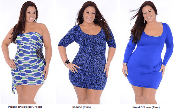 Cute Plus Size Club Dresses – Shopping Guide. We Are Number One .