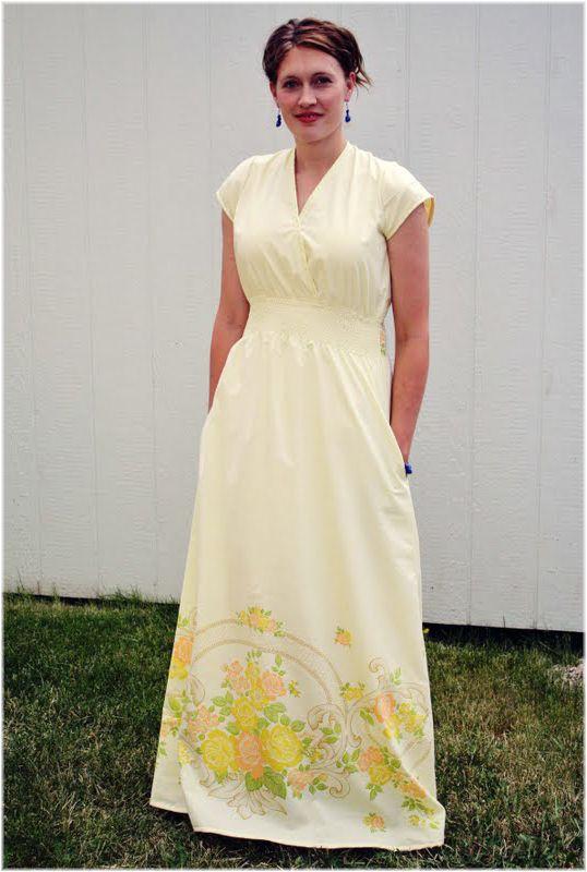 Maxi Dress Sewing Pattern Plus Size   Maxi dress pattern sewing .