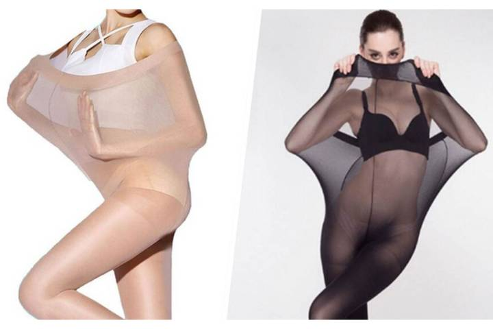 A shopping app used skinny models to sell plus-size tights — and .
