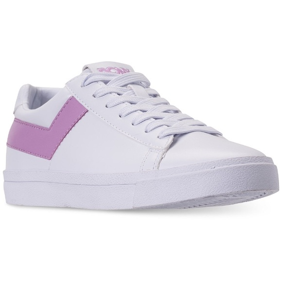 Pony Shoes   New Top Star Lo Core Casual Logo Sneakers   Poshma
