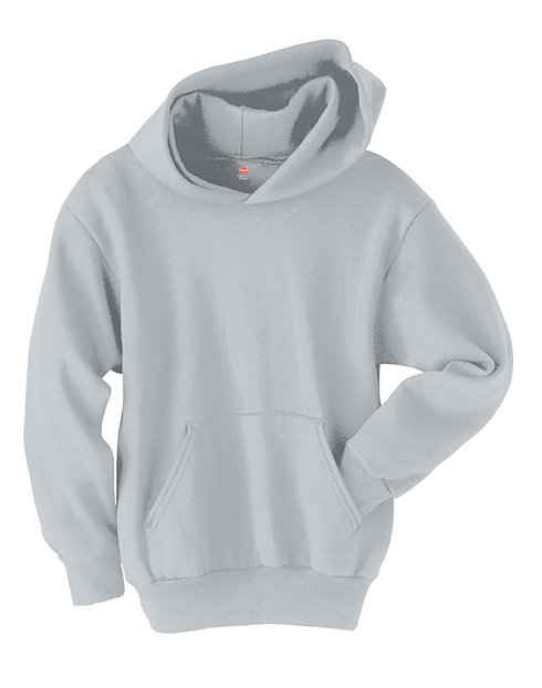Hanes Youth ComfortBlend EcoSmart Pullover Hoodie   HP4
