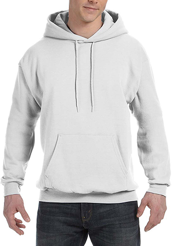 Embroidered Hanes ComfortBlend Eco Smart Pullover Hoodies   P170 .