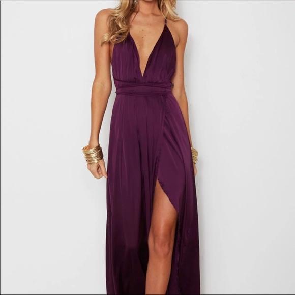 White Fox Boutique Dresses   Purple Maxi Dress   Poshma