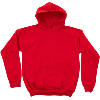 Red Youth Hooded Sweatshirt - Large   Hobby Lobby   809159