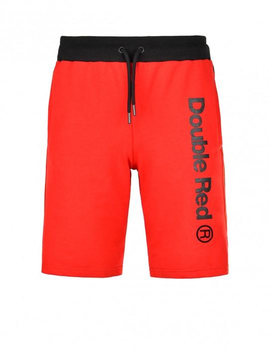 UTTER Shorts FULL LOGO Red - Double R