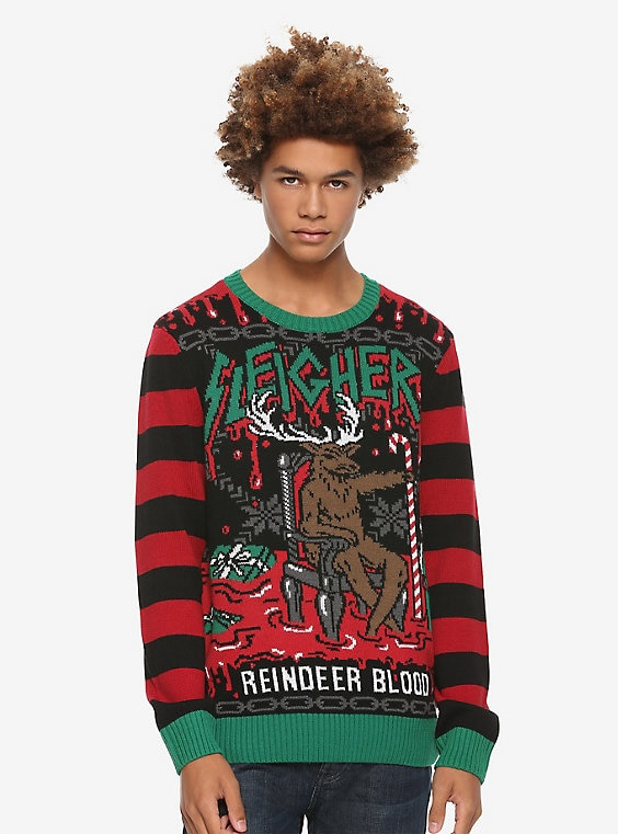 Sleigher Holiday Sweat