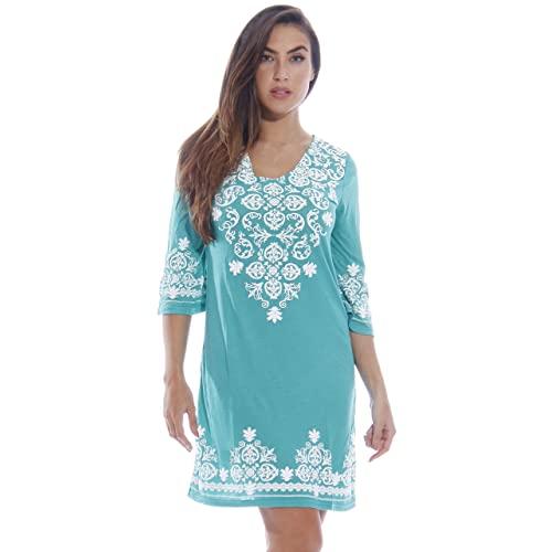 Womens Resort Wear Dresses: Amazon.c