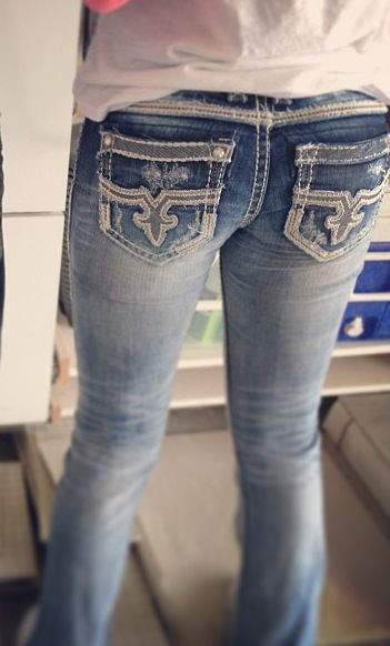 Rock revival jeans please someone get me there!!!!!!!!!!!!   Love .