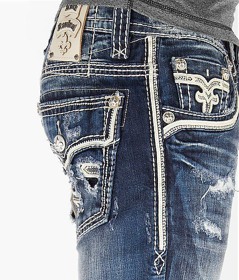 Complement your style with rock revival jeans – Fashi