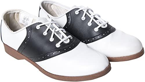 Amazon.com | Hip Hop 50s Shop Womens Saddle Oxford Shoes | Oxfor