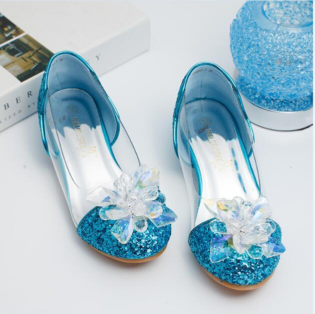 Girls Princess Shoes Girls Sandals Wedding Party Shoes Ball .